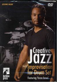 Creative Jazz Improvisation for Drum Set - (Import DVD)