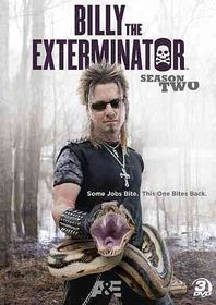 Billy the Exterminator:Season 2 - (Region 1 Import DVD)
