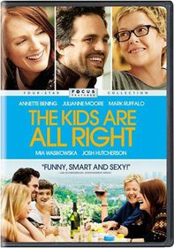 Kids Are All Right - (Region 1 Import DVD)