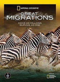 Great Migrations - (Region 1 Import DVD)
