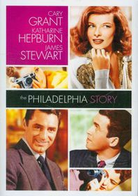 Philadelphia Story - (Region 1 Import DVD)