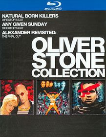 Oliver Stone Collection - (Region A Import Blu-ray Disc)