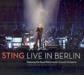 Sting - Live In Berlin (CD + DVD)