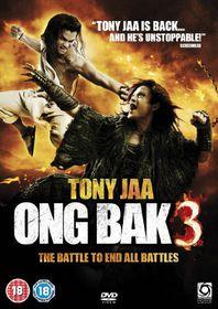 Ong Bak 3 - (Import DVD)