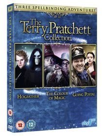 Terry Pratchett Collection - (Import DVD)