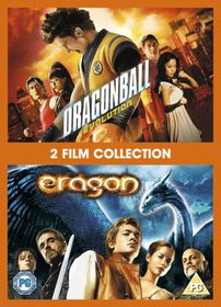 Dragonball / Eragon - (Import DVD)