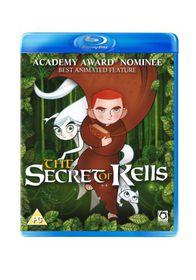 The Secret of Kells - (Import Blu-ray Disc)