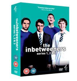 Inbetweeners - Series 1-3 - (parallel import)