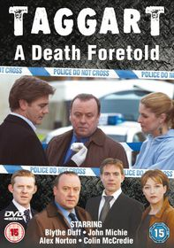 Taggart - A Death Foretold - (Import DVD)