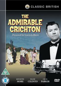 The Admirable Crichton - (Import DVD)