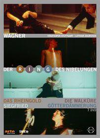 Wagner: Der Ring Des Nibelungen (Zagrosek, Stuttgart Opera) - (Import DVD)