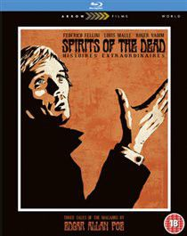 Spirits Of The Dead - (Import Blu-ray Disc)