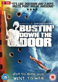 Bustin' Down The Door - (Import DVD)