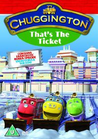 Chuggington - That's The Ticket - (Import DVD)