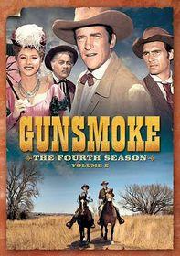 Gunsmoke:Fourth Season Vol 2 - (Region 1 Import DVD)