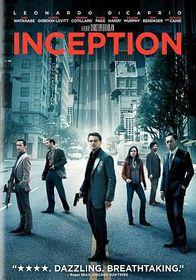 Inception - (Region 1 Import DVD)