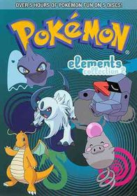 Pokemon Elements Collection:Part 2 - (Region 1 Import DVD)