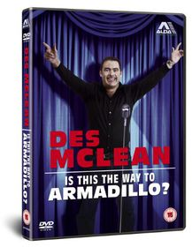 Des Maclean - Is This The Way To Armadillo - (Import DVD)