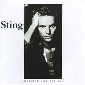 Sting - Nothing Like The Sun (CD)