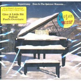 Supertramp - Even In The Quietest Moments - Remastered (CD)