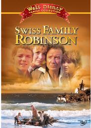 Swiss Family Robinson (1960) - (DVD)