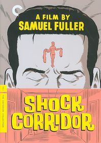 Shock Corridor - (Region 1 Import DVD)