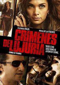 Crimenes Se Lujuria - (Region 1 Import DVD)