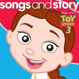 Children - Songs & Story - Toy Story 3 (CD)