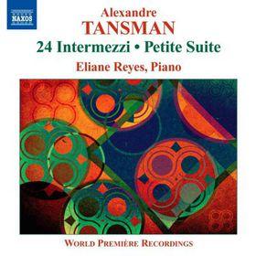 Tansman: Intermezzi - Intermezzi (CD)
