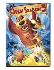 Open Season 3 - (Region 1 Import DVD)