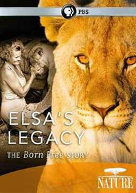 Nature:Elsa?S Legacy Born Free Story - (Region 1 Import DVD)