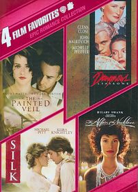 4 Film Favorites:Epic Romances - (Region 1 Import DVD)