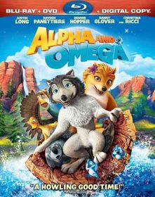 Alpha and Omega - (Region A Import Blu-ray Disc)
