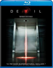 Devil - (Region A Import Blu-ray Disc)