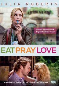 Eat Pray Love (2010)(DVD)