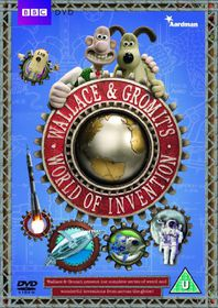 Wallace & Gromit's World of Inventions - (Import DVD)