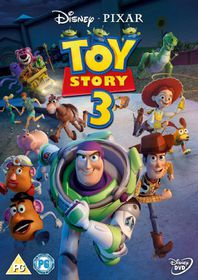 Toy Story 3 - (Import DVD)