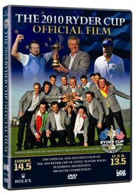 Ryder Cup 2010 Official Film (38th) - (Import DVD)