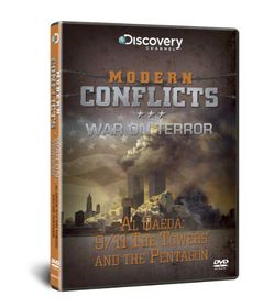 Modern Conflicts: War On Terror - Al Qaeda 9/11 The Towers And The Pentagon - (Import DVD)