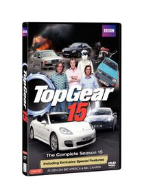 Top Gear 15 - (Region 1 Import DVD)