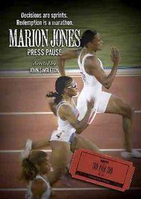 Marion Jones:Press Pause - (Region 1 Import DVD)