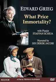 Edvard Grieg:What Price Immortality - (Region 1 Import DVD)