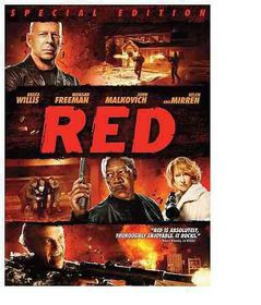 Red (Special Edition) - (Region 1 Import DVD)
