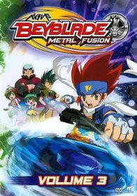 Beyblade:Metal Fusion Vol 3 - (Region 1 Import DVD)