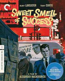 Sweet Smell of Success - (Region A Import Blu-ray Disc)