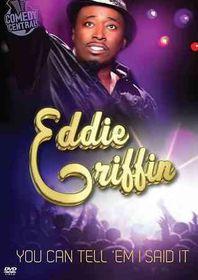 Eddie Griffin:You Can Tell 'em I Said - (Region 1 Import DVD)