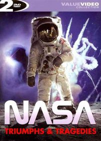 Nasa:Triumphs and Tragedies - (Region 1 Import DVD)