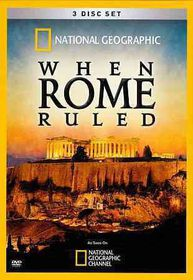 When Rome Ruled - (Region 1 Import DVD)