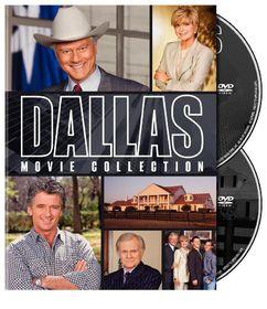 Dallas:Movie Collection - (Region 1 Import DVD)