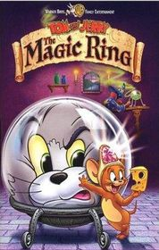 Tom and Jerry: Magic Ring (DVD)